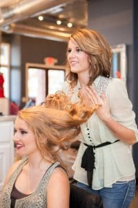 bella salon services hair